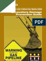 Excavators Damage Guide