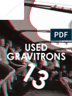 Used Gravitrons Issue 13