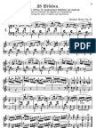 Heller - 25首节奏与表现力钢琴练习曲 - 作品47号