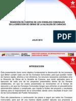 Presentancion Rendicion de Cuentas Junio 2013 1.3