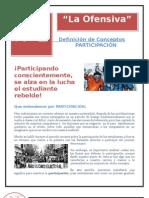 Declaración participación