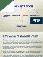 ADMINISTRACIÓN I - ... ACTUAL