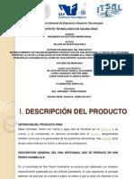 Diapositivas Estudio de Mercado