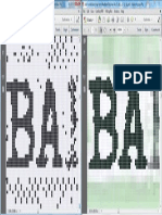Doubly Compressed B&W Scan to PDF vs WH LFCOLB PDF