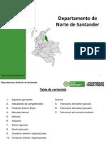 Oee Norte de Santander Junio 2013