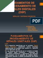 FUNDAMENTOS DE PROCESAMIENTO DE SEÑALES DIGITALES (DSP