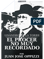 EL PROCER NO MUY RECORDADO_por Juan José Oppizzi