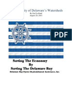 There are five major drainage basins in Delaware.pdf