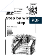 Form 5 - Step by Wicked Step