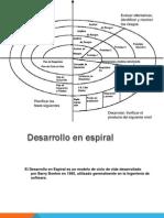 Desarrollo en Espiral