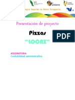 Proyecto Pizzas