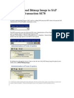 How to Upload Bitmap Image to SAP using SAP Transaction SE78.docx