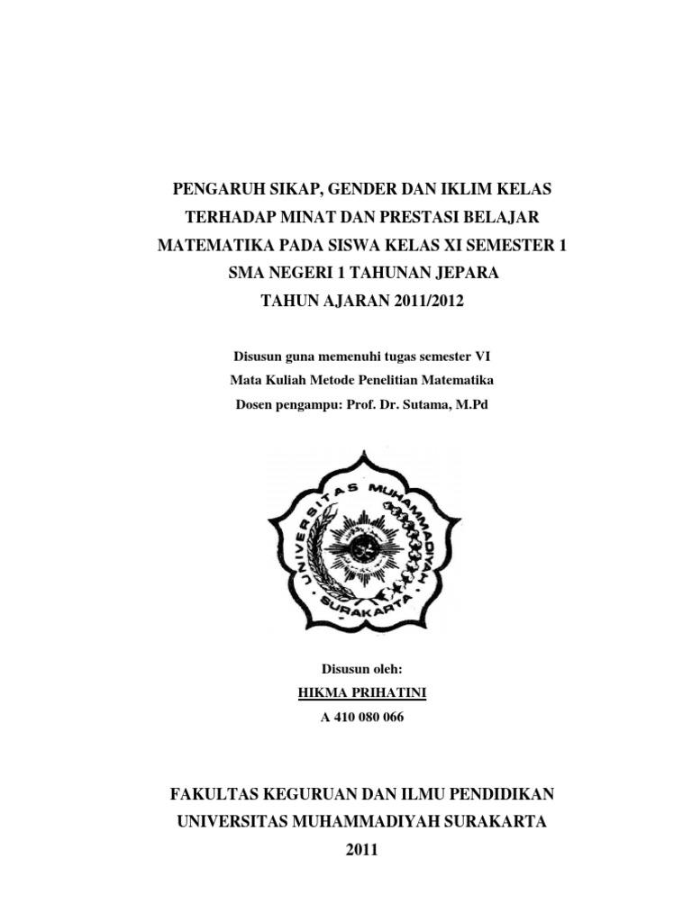 Contoh Proposal Penelitian Kualitatif Dan Kuantitatif Pdf