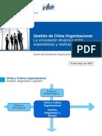 Gestion de Clima y Compromiso Organizacional- Karpf