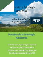 Historia de La Psicologia Ambiental 2