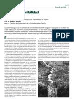 Agua y Sostenibilidad