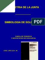 Geometria y Simbologia