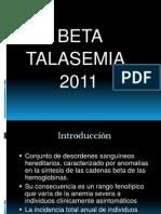 Beta Talasemia