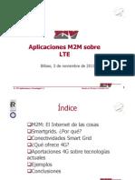 H&W 03 AplicacionesM2MSobreLTE DavidSerarols ZIV