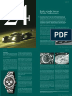 24-Hr at Le Mans (Breitling) [Qpmagazine Issue 03]