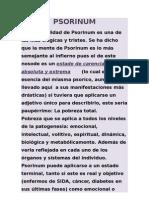 18102973-PSORINUM