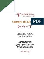 Codigo Civil Ecuatoriano Analisis Capitulo III de Los Delitos de Proxenetismo y Corrupcion de Menores