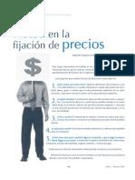 Proceso de Fijaci-¦ón de Precios