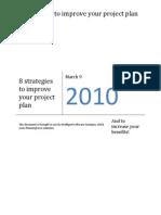 8 Strategies