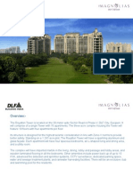DLF Magnolias Apartments on Rent