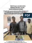 FINAL YEAR EMBEDDED SYSTEM PROJECT TITLES/LIST FOR ECE/EEE/E&I/BIOMEDICAL