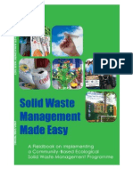 Solid Waste Management Made Easy [by DENR and ESWM Fieldbook]