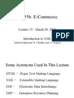 E-Commerce Lecture Notes