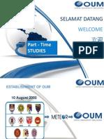 OUM Preview September 2013