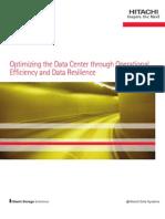 Solution Profile - Hitachi Data Resilience