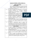 MSC Nursing Approved Thesis Topics 2009-12