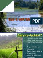 Bab 4 Air Tanah