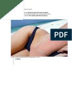 Cómo combatir los daños del sol en la piel