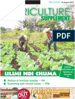 Agriculture Supplement