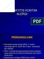 Teaching Dermatitis Kontak Alergi