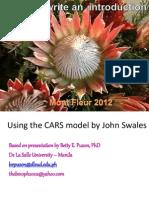 Mont Fleur Swales CARS Model