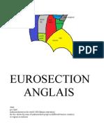 Eur Sect Anglais