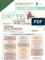 Concerto Vigolo Vattaro