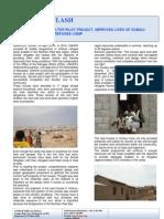 UNHCR Eritrea - Flash News - Shelters