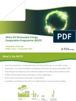 Africa-EU Renewable Energy