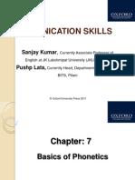 390 33 Powerpoint Slides 7 Basics Phonetics Chapter 7