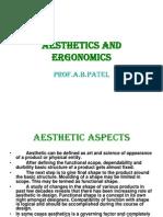 Aesthetics and Ergonomics