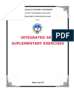 [BE]IT Supplimentary Exercise