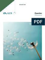 GSM -Query Training