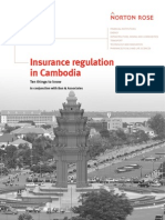 Insurance Regulation in Cambodia 74031