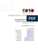 icp - koto promo - communication plan - final